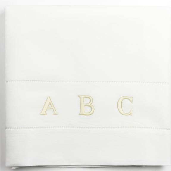 Moses Top Sheet - ABC