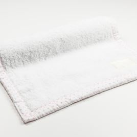 Weekend Changing Mat - Spot Voile Pink