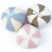 Cashmere Knitted Ball