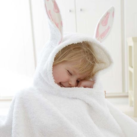 Rabbit Eared Towel