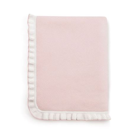Love In Kyo Cashmere Blanket - Pink