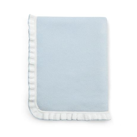 Love In Kyo Cashmere Blanket - Blue
